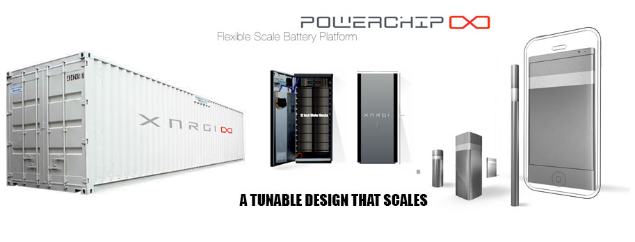 Flexible Scale Battery Platform